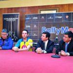 Este jueves se realizó la conferencia de prensa del GP de Rancagua del Rally Mobil