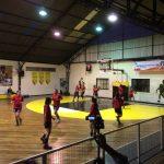 Universitarios de Chile lidera la Liga Nacional de Básquetbol Femenino tras cuarta fecha