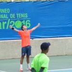 Tomás Barrios se tituló campeón del Futuro 4 de Colombia