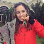 Macarena Ramos se tituló campeona de la Supercopa de Portugal junto al Benfica