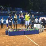 Julio Peralta y Horacio Zeballos se titularon campeones de dobles del Challeger de Santiago