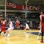 Colegio Los Leones viaja a San Fernando y Santiago en nuevas fechas de la Liga Nacional de Básquetbol