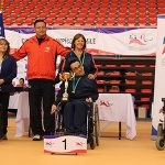 Con gran éxito se desarrolló el Campeonato Nacional de Bochas Paralímpicas