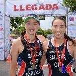 Macarena y Catalina Salazar estarán presentes en los Juegos Bolivarianos de playa Iquique 2016