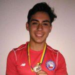 Sebastián Ortega ganó medalla de bronce en el Panamericano Escolar de Lucha Olímpica
