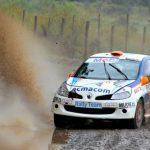Sebastián Silva buscará estrechar distancias en la categoría R3 Lite del Rally Mobil