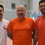 """Iván Villarreal y el Sudamericano Sub 21 de Volleyball """"Esperamos poder ubicarnos dentro del podio"""""""