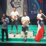 Daniel Arias gana medalla de bronce en el Mundial de Apnea