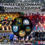 Iquique recibe la Final Zona Norte de la Liga Nacional de Handball