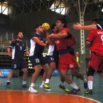 Equipos de Santiago sacaron ventaja en una nueva jornada del Súper Ocho del handball chileno