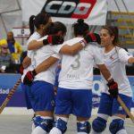 """Las """"Marcianitas"""" lograron el quinto lugar del Mundial de Hockey Patín Femenino"""