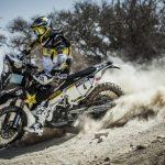 Pablo Quintanilla terminó segundo en la Súper Especial del Rally de Marruecos