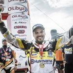 Pablo Quintanilla se tituló campeón mundial de rally cross country
