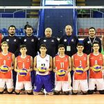 Chile se quedó con el quinto lugar del Sudamericano Sub 19 de Volleyball Masculino