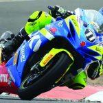 Martín Scheib logró el quinto lugar en la penúltima fecha del Superbike Argentino