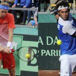Lama y Jarry se enfrentarán en la primera ronda del Challenger de Santiago