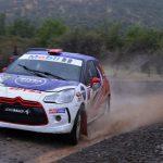 Jorge Martínez se impuso en el primer día del Gran Premio de Rancagua del Rally Mobil