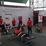 Este fin de semana se realizó el Campeonato Nacional de Levantamientos de Pesas Paralímpico