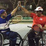 Pablo Araya y Carlos Muñoz lograron el tricampeonato del Torneo Guga Kuerten
