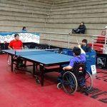 El tenis de mesa paralímpico consagró a sus nuevos monarcas nacionales