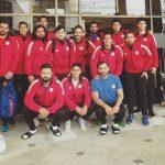 La Roja de Handball debutó con un triunfo en el Torneo 4 Naciones