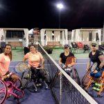 Francisca Mardones cayó estrechamente en su debut por el Masters de Dobles de la ITF