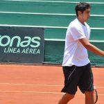 Alejandro Tabilo cayó en cuartos de final de dobles en Túnez