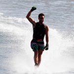 Felipe Miranda suma oro en slalom y overall en los Juegos Bolivarianos de Playa