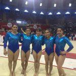 Chile obtuvo cuatro medallas en el Sudamericano de Gimnasia Artística