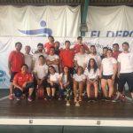 Team Chile de pesas logró 23 medallas en el Sudamericano Sub 20