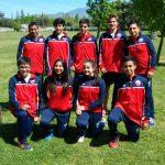 Selección Chilena de Racquetball viaja al Mundial Juvenil en México