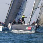 Mitsubishi, Chispezza y Scimitar lideran la Regata Off Valparaíso