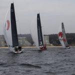 Huawei, Aura, Tricalma y Poseidón comandan las posiciones de la Regata Interclubes