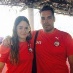 Mahina Valdivia gana medalla de bronce en aguas abiertas de los Bolivarianos de Playa
