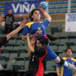 Valeska Lovera es el nuevo refuerzo del club español de handball Aula Valladolid