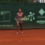 Daniela Seguel cayó en semifinales del ITF de La Marsa