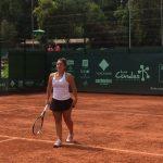 Fernanda Brito se instala en las instancias decisivas del Hammamet Open