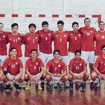 Chile obtuvo el tercer lugar en el Sudamericano Cadetes de Handball