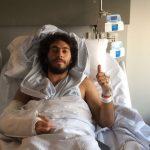 Gonzalo Lama estará tres meses fuera tras operación en su muñeca derecha