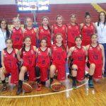 Chile cayó ante Venezuela en el Sudamericano Sub 15 de Básquetbol Femenino