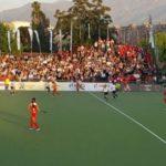 """Las """"Diablitas"""" cayeron estrechamente en su debut por el Mundial Junior Femenino de Hockey Césped"""