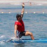 El canotaje entregó los primeros oros para Chile en los Juegos Bolivarianos de Playa