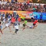 Chile clasificó a semifinales de rugby en los Juegos Bolivarianos de Playa