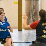 Se definieron los equipos semifinalistas de la Liga Nacional Femenina de Handball