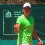 Fernanda Labraña obtuvo el título de dobles del Patuju Junior Open