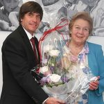 Mindep homenajeó a Marlene Ahrens al cumplirse 60 años de su medalla en Melbourne