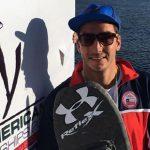 Felipe Miranda obtuvo dos medallas de oro en el Panamericano de Esquí Náutico