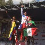 Chile obtuvo siete medallas en el Panamericano de Downhill