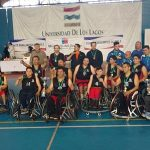 Cruz del Sur ganó el Zonal de Puerto Montt de básquetbol en silla de ruedas