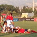 "Los ""Cóndores"" cayeron estrechamente ante Corea en Test Match Internacional de Rugby"